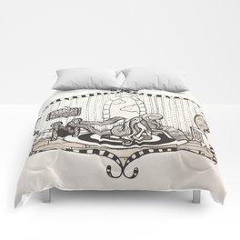 Long Comforters