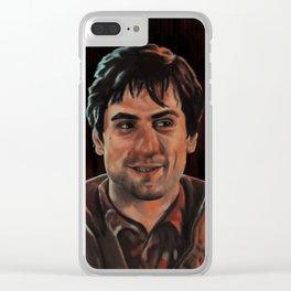 Travis Clear iPhone Case