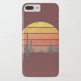 Runnin' Into The Sun iPhone Case