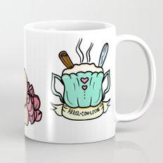 Arroz Con Mint Tea Con Bizcocho Mug