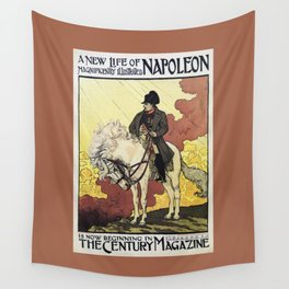 Life of Napoleon Wall Tapestry