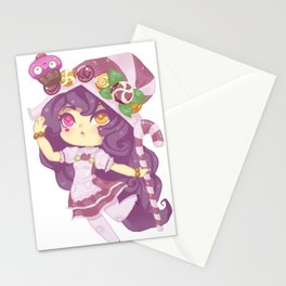Lulu chibi Stationery Cards