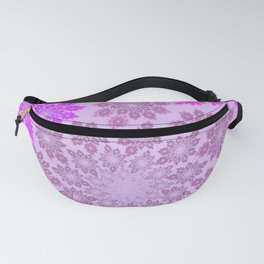 Delicate flowers in pink Fanny Pack
