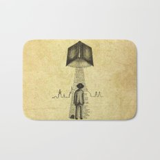 Take Me To Your Reader Bath Mat