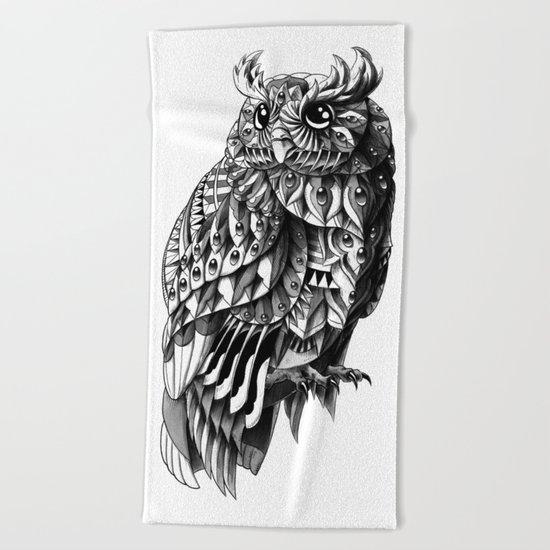 Owl 2.0 Beach Towel