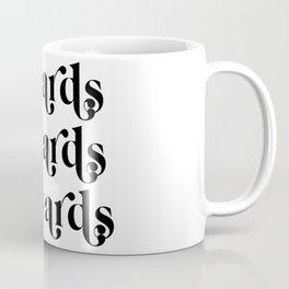 onwards upwards forwards Coffee Mug