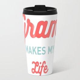 Being-Gram Travel Mug