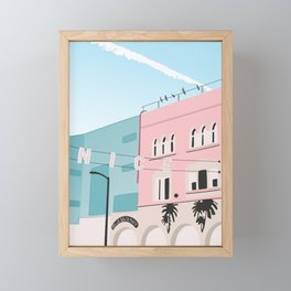 Venice Framed Mini Art Print