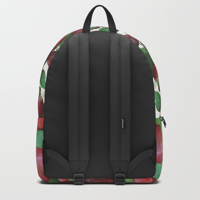 Sour Cherry, watercollor Backpack