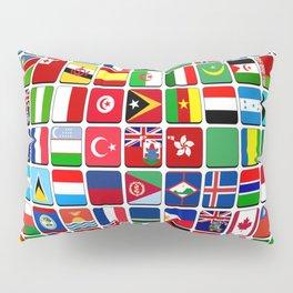 world Pillow Sham