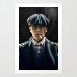 Tommy - The Peaky Blinders Art Print
