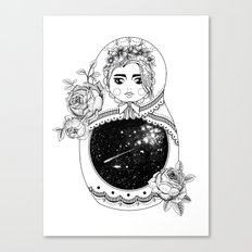 Soul Sister Art Print Canvas Print