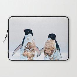 Travel Penguins Laptop Sleeve