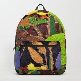 Tom Thomson - Water Flowers - Digital Remastered Edition Backpack