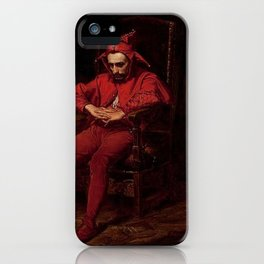 STANCZYK - JAN MATEJKO iPhone Case