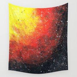 solar storm Wall Tapestry