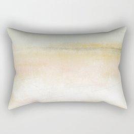 Far Off Rectangular Pillow