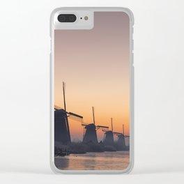 Dutch Dawn Clear iPhone Case