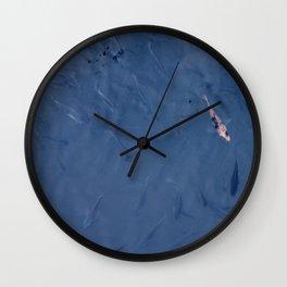 Like Water Wall Clock