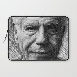 Anthony Bourdain Laptop Sleeve