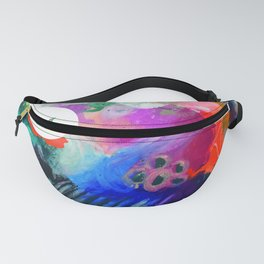 BARCCA by leo tezcucano Fanny Pack