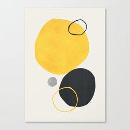 Silan Canvas Print