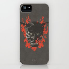 """Onibaba """"Kage Edition"""" iPhone Case"""