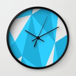 Abstraction. Kaleidoscope. Wall Clock