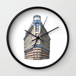 69 Leadenhall Street Sir Terry Farrell London Wall Clock