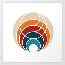 ITB logo Art Print