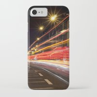 dublin iPhone & iPod Cases featuring Traffic, Dublin by Jennifer Hynes