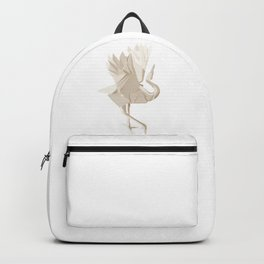 Origami Crane Backpack