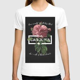 Harry Styles Carolina Art T-shirt