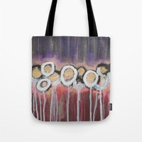 moulin rouge Tote Bags featuring Rouge by Angelina Yvette