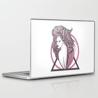 artpop Laptop & iPad Skins featuring Artpop  by Clare Corfield Carr