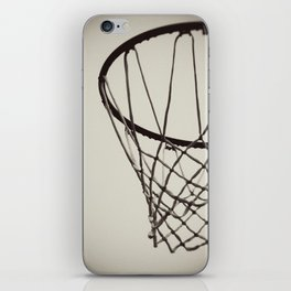 Nothing but Net iPhone Skin