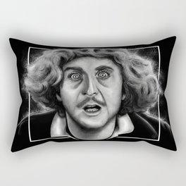 The Wilder Doctor Rectangular Pillow