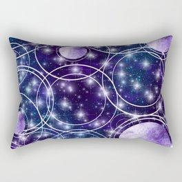 The Way To Gallifrey Rectangular Pillow