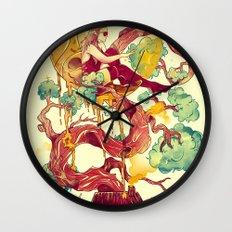 Dreams Astray Wall Clock