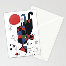 Joan Mirò #1 Stationery Cards