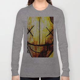 Smiling jack's friends Long Sleeve T-shirt