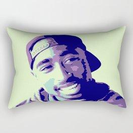 Tupac Rectangular Pillow