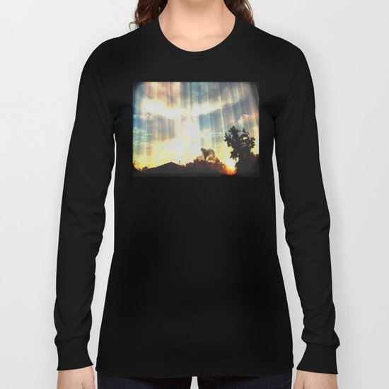 Enter to the Divine Long Sleeve T-shirt