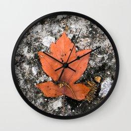 Mabon Wall Clock
