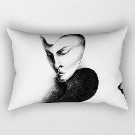 Conscience / Sub-Conscience Rectangular Pillow