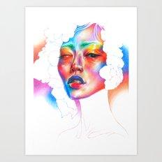 it is medicine Art Print