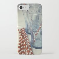coca cola iPhone & iPod Cases featuring Coca~Cola by Heather McGuire