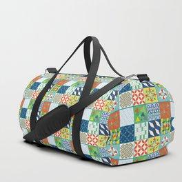 Mosaic Duffle Bag