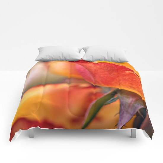 Romantic rose(3) Comforters