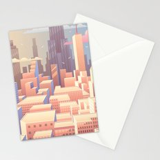Building Scape ||II|| Stationery Cards